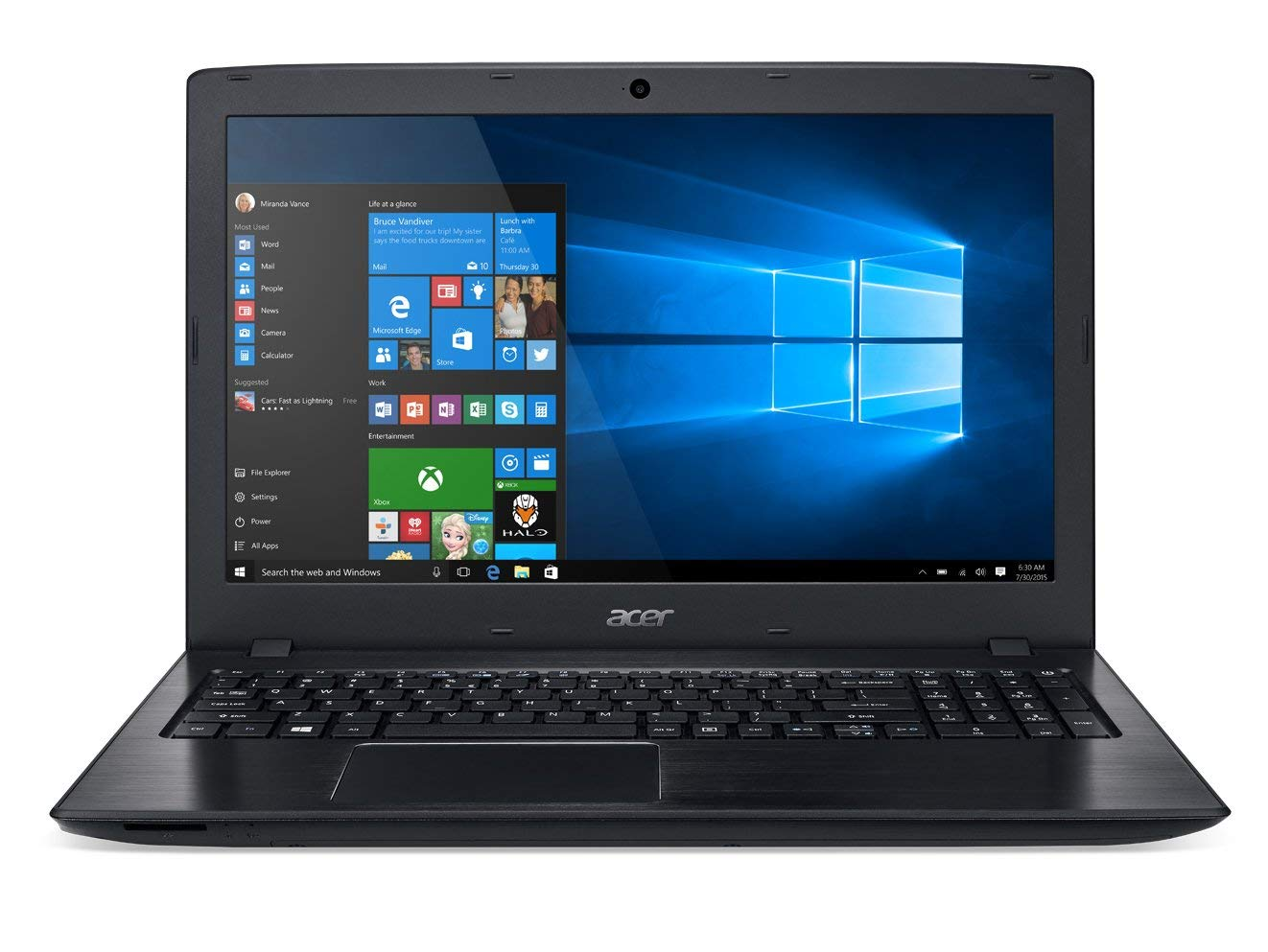 Laptop Acer Aspire E 15 E5-575-33BM