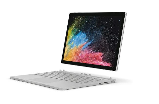 Microsoft Surface Book 2